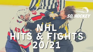 NHL Biggest Hits and Best Fights 20/ Far!