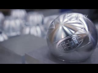 Как делают трофей the best fifa