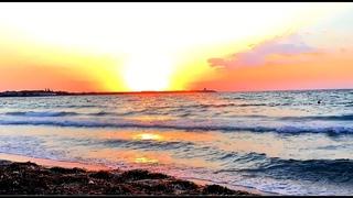 Закат у моря ... фокус на солнце! Крым. Лето 2020 :)