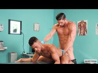 [hot house] dirty doctor, sc 3 ryan rose beaux banks (720p)