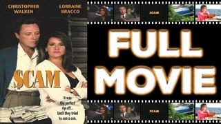Scam (1993) Christopher Walken | Lorraine Bracco - Crime HD