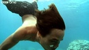 How Moken children see with amazing clarity underwater Inside the Human Body BBC One