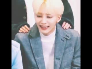 A small compilation of jeonghan smiling