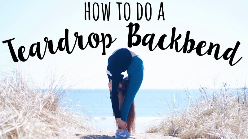 How to do a Teardrop Backbend