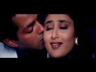 """Бобби Деол и Карина Капур в к/ф """"Коварный незнакомец""""2001/Bobby Deol-Kareena Kapoor -Ajnabee,2001"""