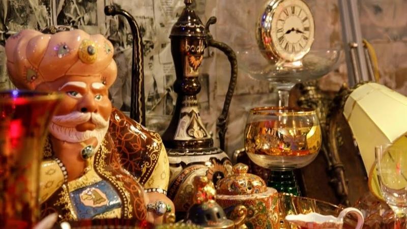 Для тех кто любит блошиные рынки и антиквариат Блошиный рынок в Москве на Новокузнецкой работает