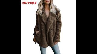 Женская плюшевая куртка, теплая плюшевая куртка 10 цветов на выбор, для осеннего или зимнего сезона, есть большие размеры, 2020