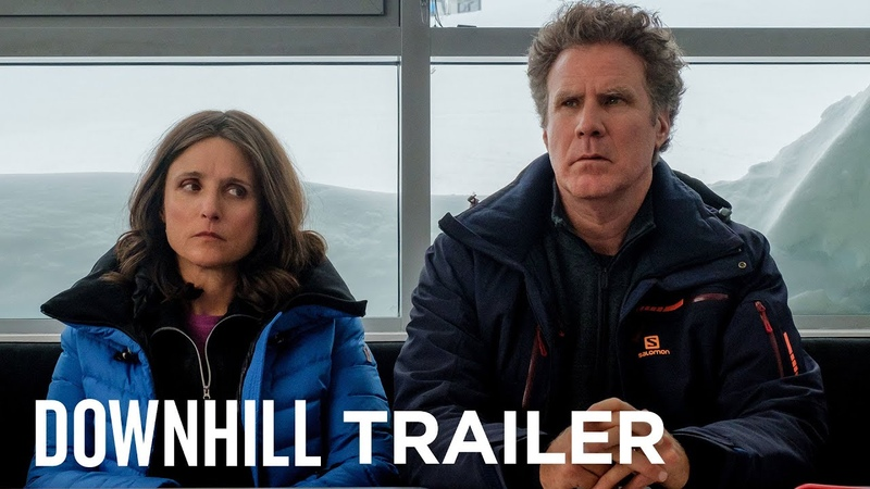 DOWNHILL Official Trailer HD FOX Searchlight
