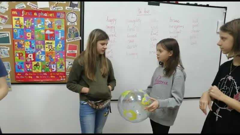 Изучаем глаголы