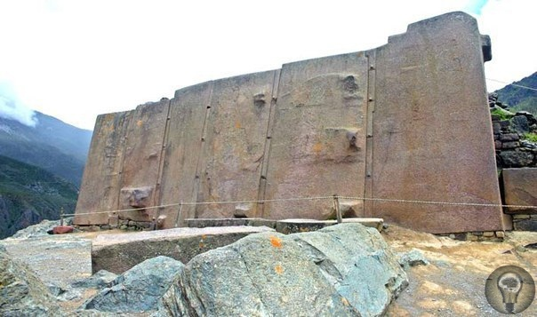 Загадочные строители Ольянтайтамбо Ольянтайтамбо это комплекс археологических раскопок поселений инков на юге Перу в 60 км к северо-западу от города Куско. Он расположен на высоте 2792 метров