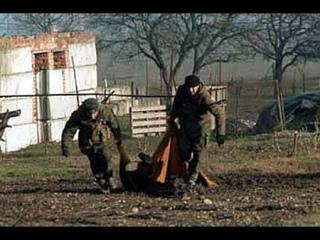 Морская пехота армия России вторая Чеченская война Разведка боем ч 2