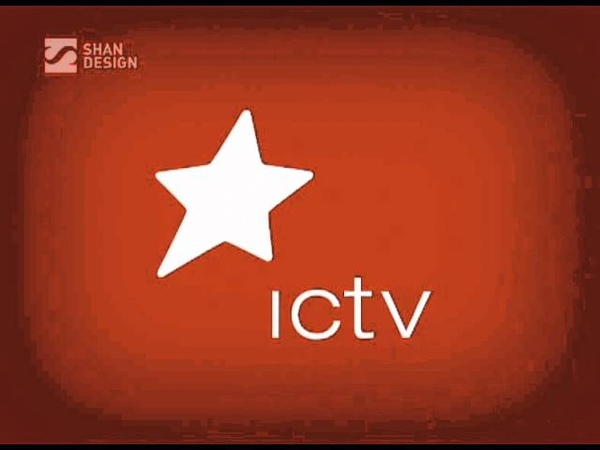 Студия SHANDESIGN - ICTV. Логотип телеканала.