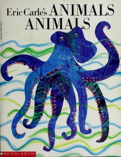 Animals Animals-Eric Carles
