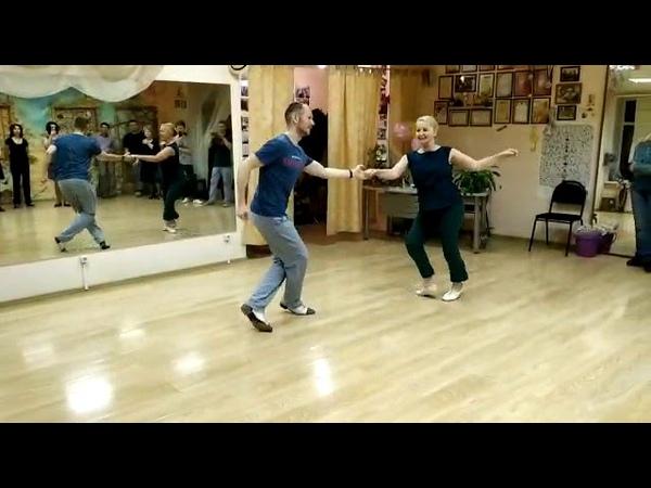 Lindy Hop Improvisation Tanya Pavel 28 03 2019