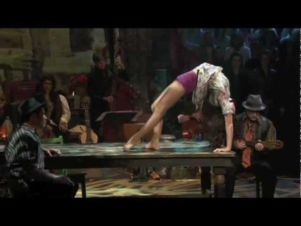 Sante Fortunato - Contortion - La Vie est un Cirque (TV5)