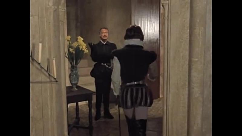 Графиня де Монсоро 1971 6 эпизод
