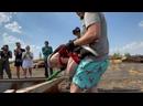 Шибари роуп джамп