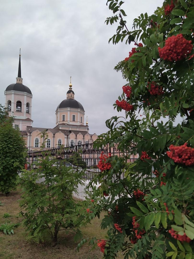 Морозов Илья «Богоявленский кафедральный собор»