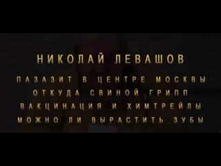 Н.Левашов_ Паразит в центре Москвы. Откуда свиной грипп. Вaкцинация и химтрейлы