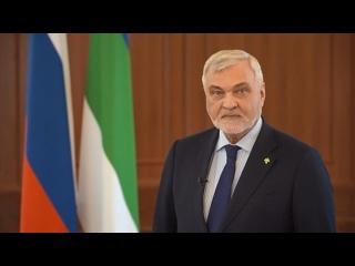Владимира Уйба подвёл итоги года работы на посту главы Республики Коми