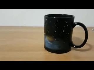 Интересный дизайн кружки
