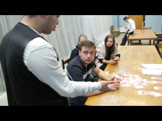 Видеоконкурс Сборная ФГУ, 1/4 УКВН, Бёрдмен. 2015.