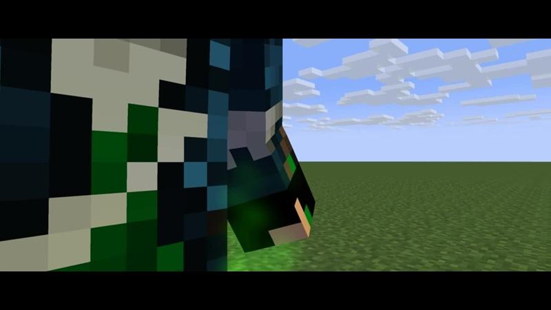 Mineimator. Test sword 1