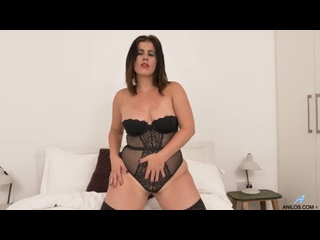 Montse Swinger Spanish girl handjob solo (Big Ass  Big Tits , HD porn , чулки , мастурбирует , брюнетка , мамка , Milf , Mature)