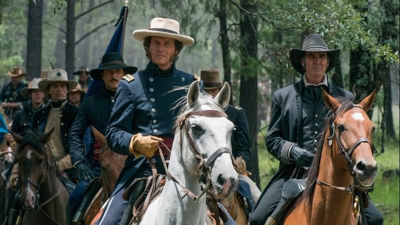 Восстание Техаса сериал HD 2015 LIVE 21 50