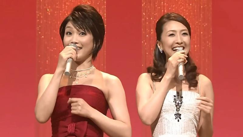 Нацуми Кавано и Асами Хаяси Каникулы любви 2020