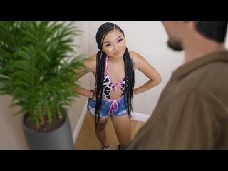 Lina Flex - Tiny Terror [TeamSkeet] All Sex Asian Teen Petite Blowjob Doggystyle Reverse Cowgirl Missionary Brazzers 1080p Порно