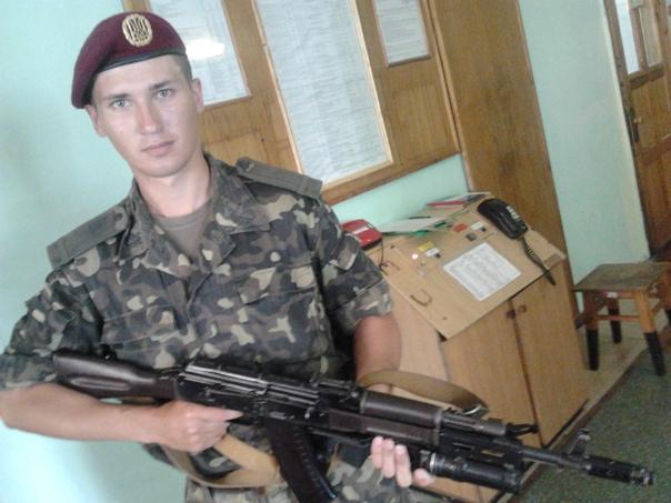 Валентин Салтан, Херсон, Украина
