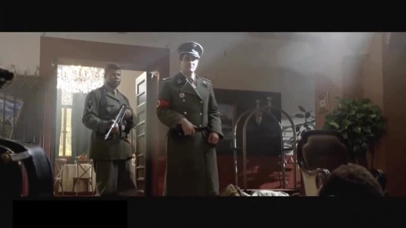 История о Гитлере Скетчком Кей и Пил Военный юмор