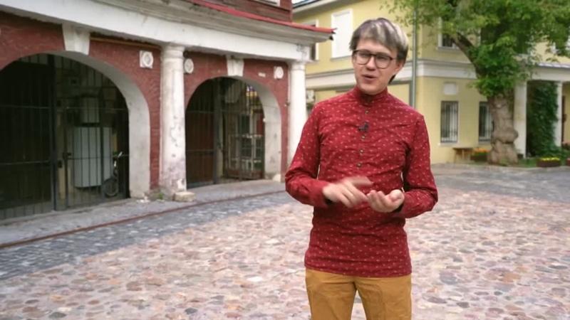 Самый московский дворик fpLCRYjH6i4
