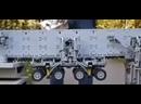 Потрясающая мостостроительная машинка из Лего