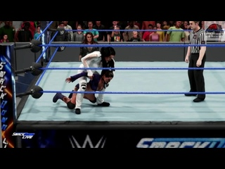 WWE_2K19_-_Tamina_vs_Ivory_-_Smackdown_Live_Universe_Mode_!!!!