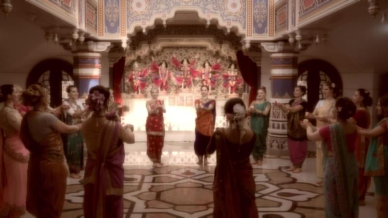 Фестиваль индийского танца Джаянти деви даси