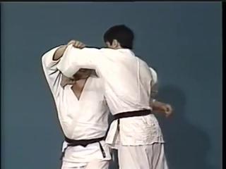 Ju Jutsu.Традиционное Кодокан Дзюдо.Нагэ вадза.О гоши.