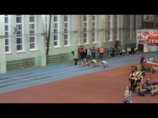 60м (финал) Алексей Голобородько