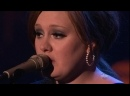 Adele - Chasing Pavements Live at Dancing with the Stars US 2009