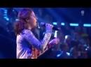 Solomia sings Time To Say Goodbye - голос дети Германия 2015