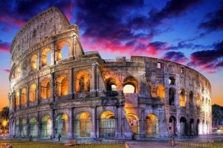 Рим (Италия).