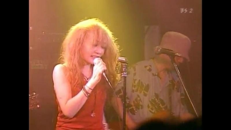 Yapoos Jun Togawa – BS ヤプーススペシャル(2001.10.27 at 渋谷クアトロ Live)