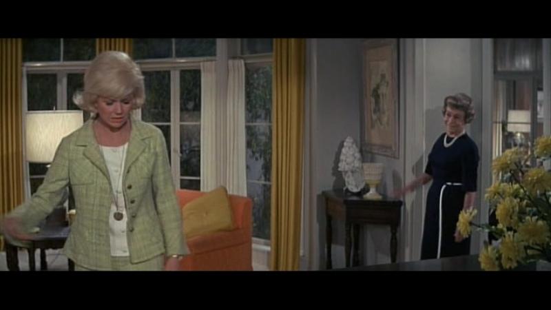 Я вернулась дорогой 1963 Move over Darling 1963
