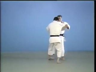 Ju Jutsu.Традиционное Кодокан Дзюдо.Нагэ вадза.Сасаэ цурикоми аши.