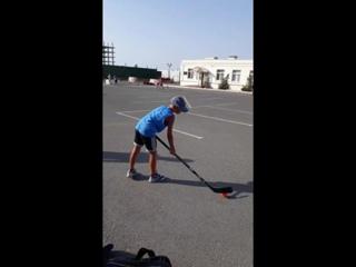 разминка юного хоккеиста