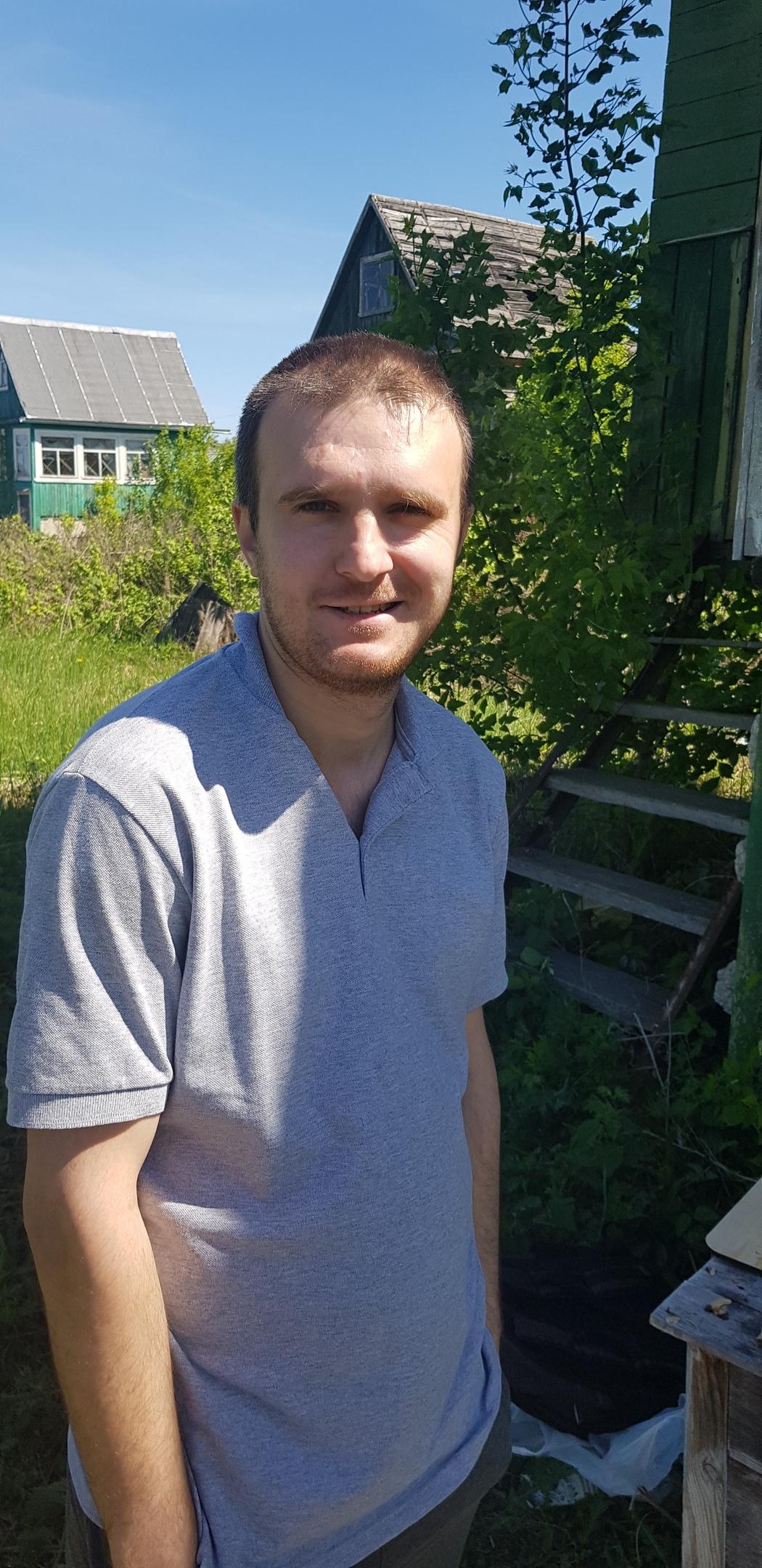 Саша, 29, Kovrov