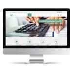 Сайт-визитка с каталогом продукции и услуг