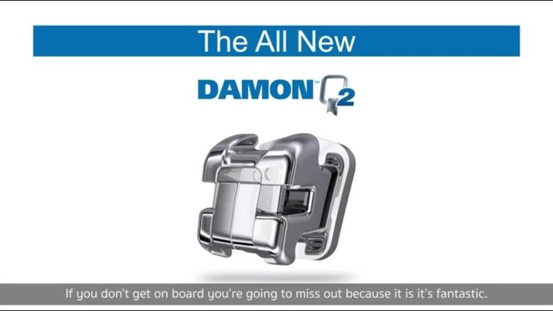Drs Frost Boveniizer и Mayhew о новых брекетах Dsmon Q2 оригинальное видео Ормсо