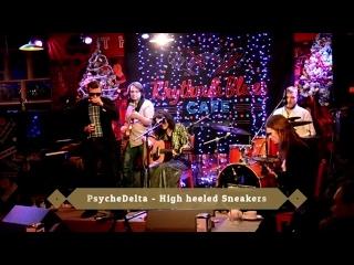 ПсихоДельта (PsycheDelta Blues Band) - High heel sneakers